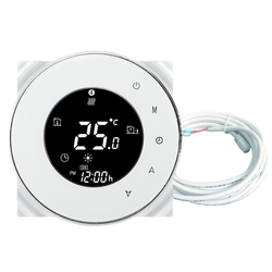 Inteligentny termostat TUYA 16A Biały TM005B